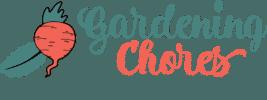 gardening chores logo